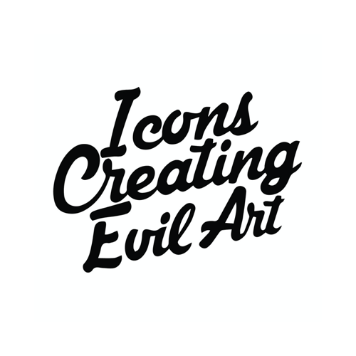 Icons Creating Evil Art