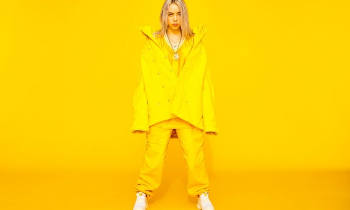 Billie Eilish Shares New Single Come Out And Play Mystic Sons